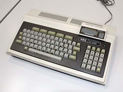 PC-8001やFM-7、MZ-80C……懐かしのパソコンがミニサイズ