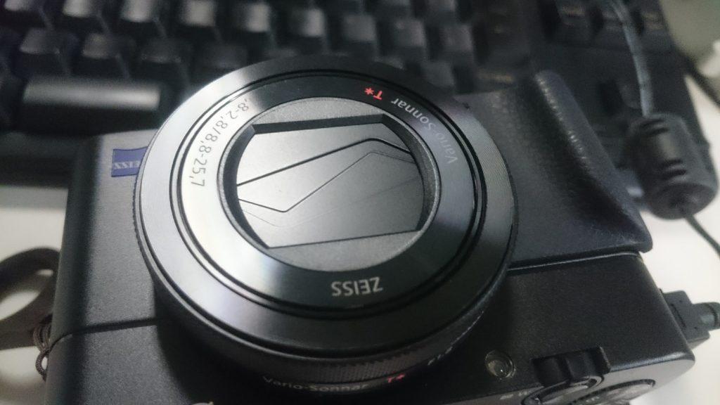 DSC-RX100M5